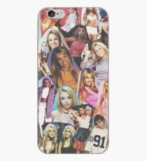 britney collage iPhone Case