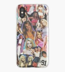 britney collage iPhone Case
