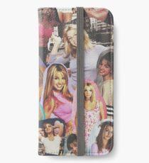britney collage iPhone Wallet/Case/Skin