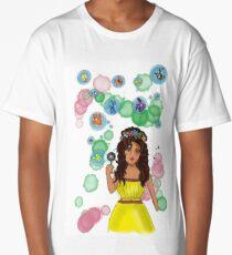 Girl bubbles Long T-Shirt