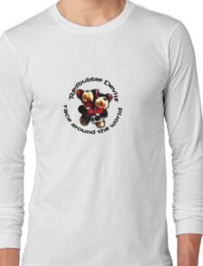 Redbubble Devils Race around the World Long Sleeve T-Shirt