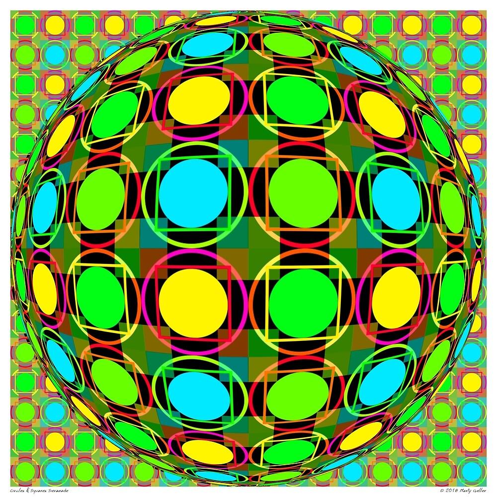Circles & Squares Serenade by BLTV