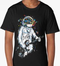 space guitar Long T-Shirt