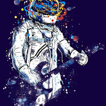 space guitar by fredlevy-hadida