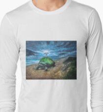 Turtle Island  Long Sleeve T-Shirt