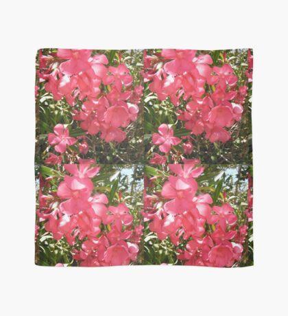 Pink Oleanders Scarf