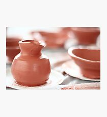 Pottery  Photographic Print