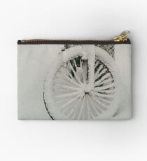 Snowy Bicycle Studio Pouch