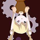 Steampunk Geek #4 by JaydAlex