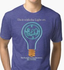 E.L.O. Tour 1973 Tri-blend T-Shirt