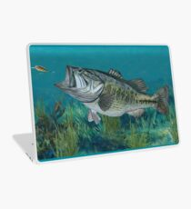 Largemouth Bass Laptop Skin