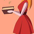 Book Lover #1 by JaydAlex