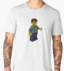 The Daily Builder - Minifigure Men's Premium T-Shirt