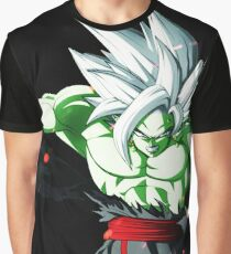 Camiseta gráfica Zamasu fusionado