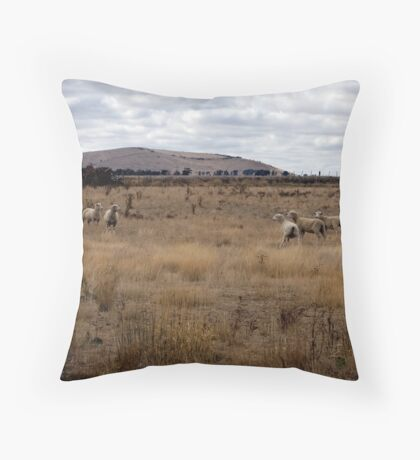 stand-off Throw Pillow