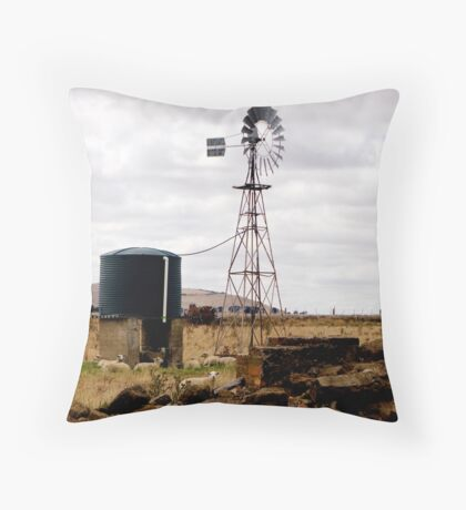 untitled #30 Throw Pillow