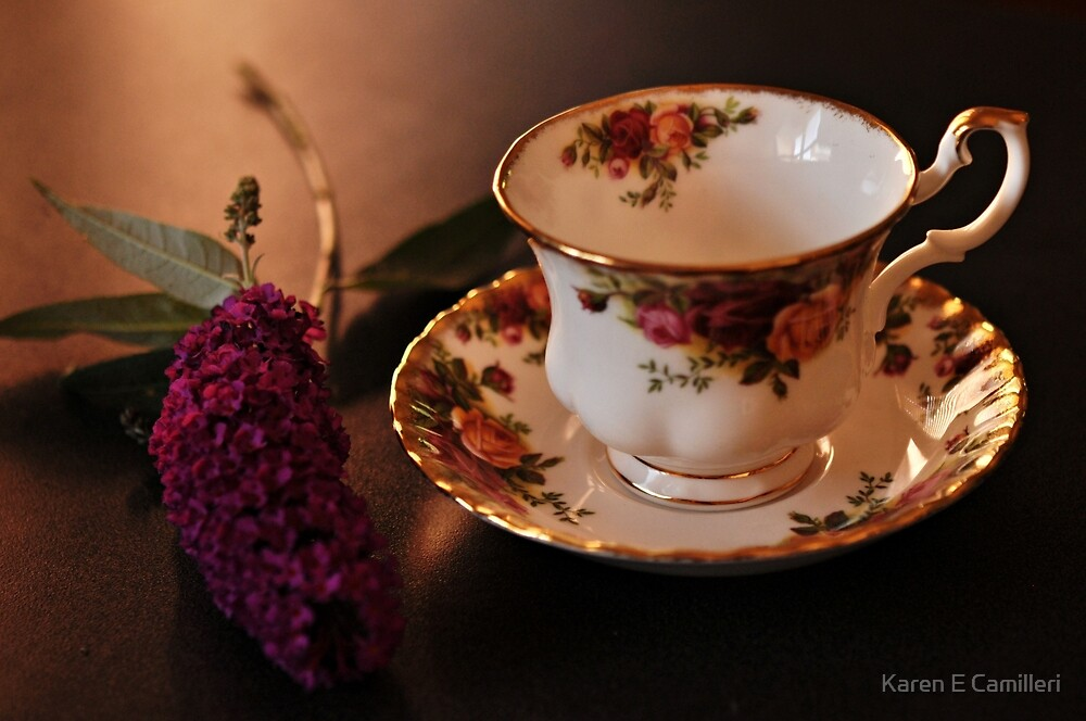 Afternoon with Ninna by Karen E Camilleri