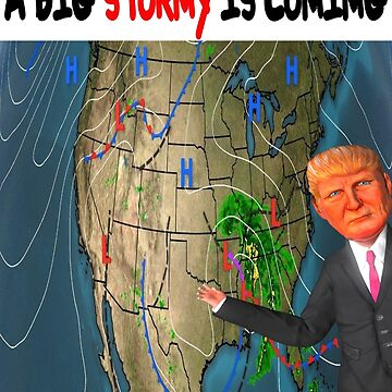 A Big Stormy is Brewing by clyde102