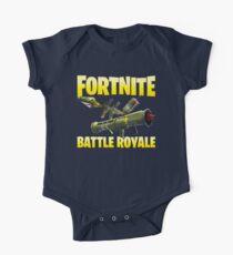 Fortnite Battle Royale Rockets One Piece - Short Sleeve