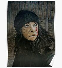 Sarah Manning Poster