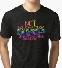 NCT. Tri-blend T-Shirt