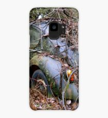 Vintage VW Bug Hiding In The Woods Case/Skin for Samsung Galaxy