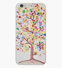 Tree of Many Colours iPhone Case