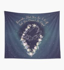 ACOWAR - Wolf Wall Tapestry