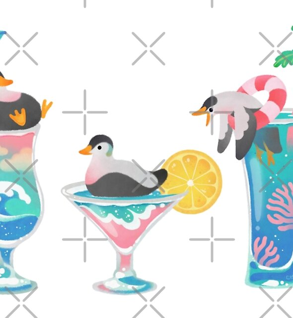 Summer cocktails by pikaole