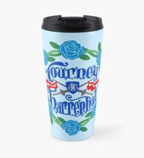 The Year of the False Spring Travel Mug