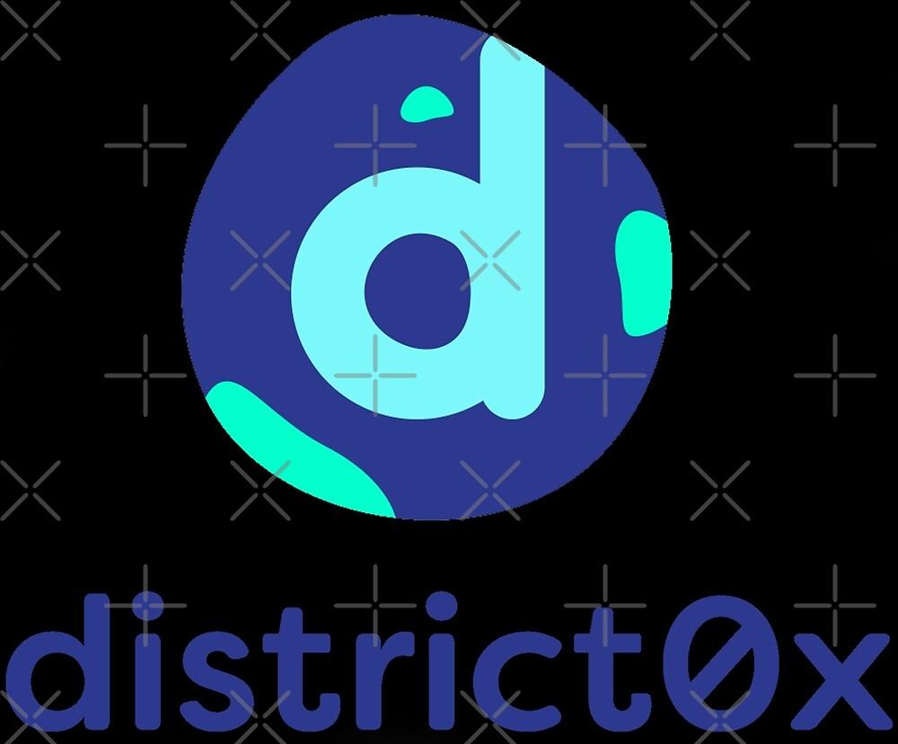 District0x Logo by CryptoCentauri