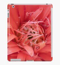 Centre of a Pink Gerbera iPad Case/Skin