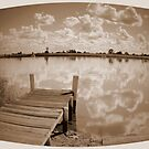 Sepia Peace by Lachlan Kent