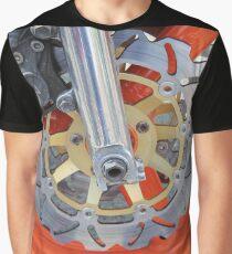 pretty wheel Graphic T-Shirt