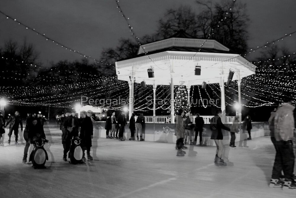 ghost skaters by Perggals© - Stacey Turner
