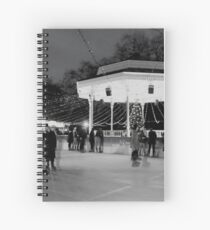 ghost skaters Spiral Notebook
