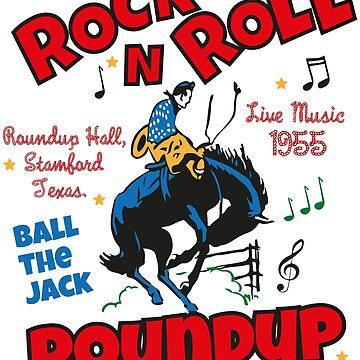Rock N Roll Roundup by kokinoarhithi