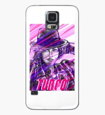 Funda/vinilo para Samsung Galaxy Paige Turco