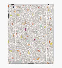 Little Triangles Pattern iPad Case/Skin