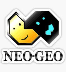 Neo Geo 3D v2 Sticker