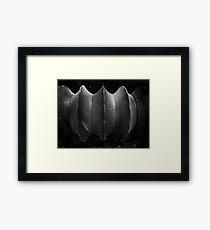 'I'm... Batman' Framed Print