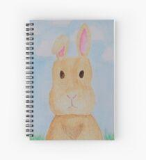 BunBun Spiral Notebook