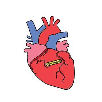 The Heart Shirt by RashasMstaches
