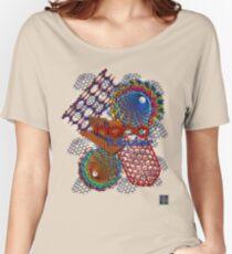"""""""Nano Tubular""""© Women's Relaxed Fit T-Shirt"""