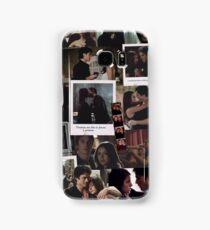 Damon and Elena - The Vampire Diaries Samsung Galaxy Case/Skin