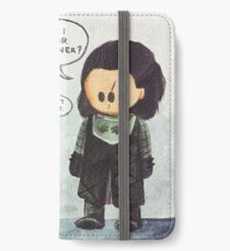 Jonerys Snowstorm Am I Your Prisoner? iPhone Wallet/Case/Skin