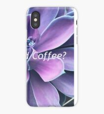 LOFI and Coffee? iPhone Case