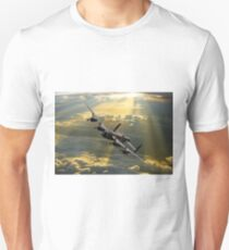 Above the heavens Unisex T-Shirt