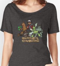 Guardians of the Gymnasiums Women's Relaxed Fit T-Shirt