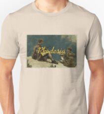 Rhodesia vintage postcard Unisex T-Shirt